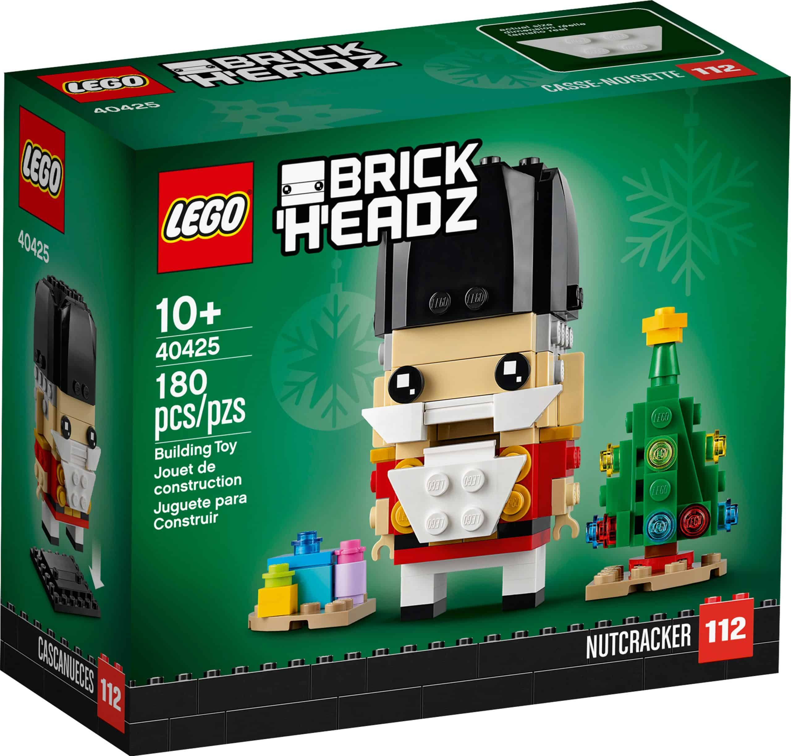 LEGO 40425 Nutcracker