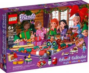 LEGO 41420 Friends adventkalender