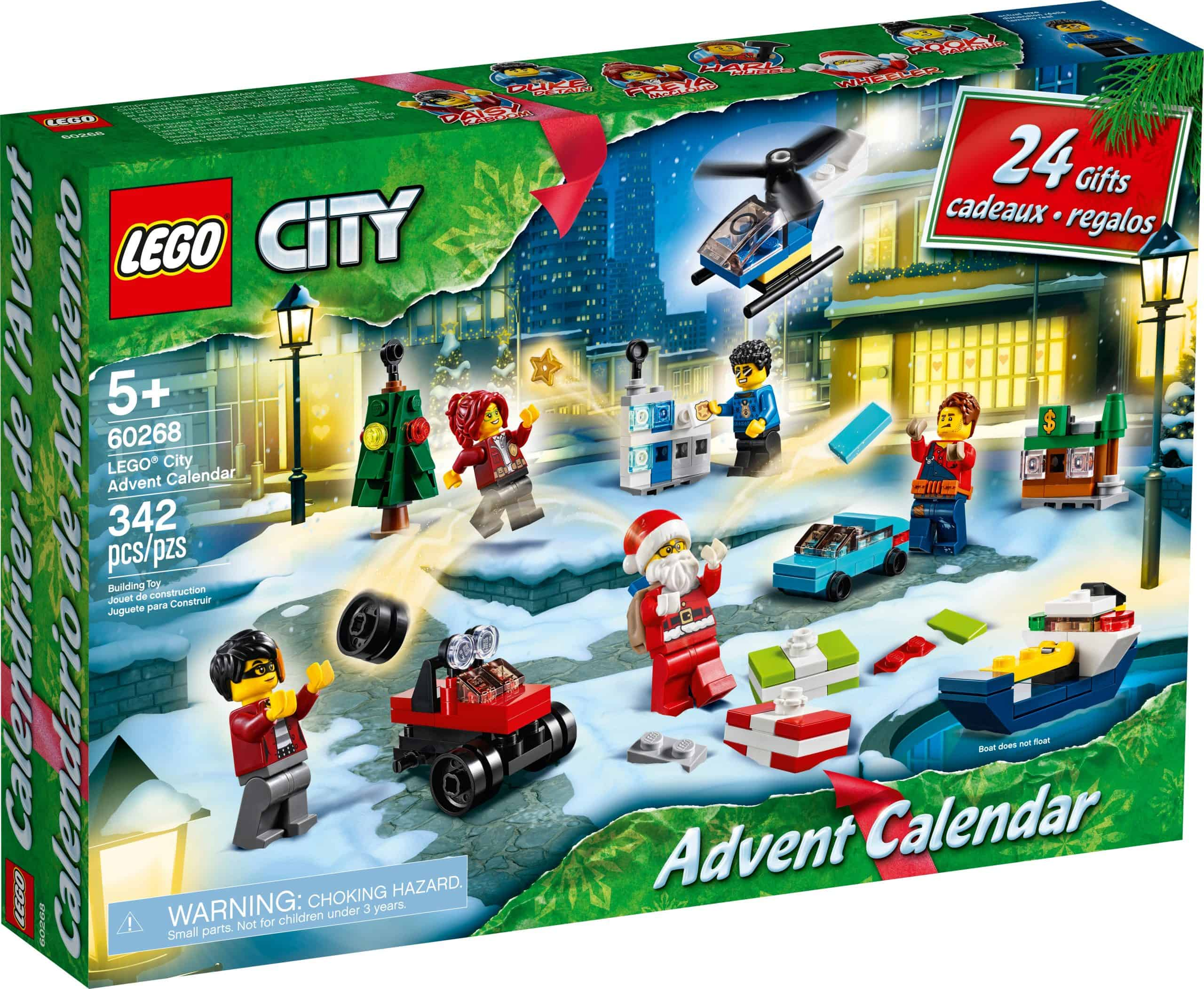 LEGO 60268 City adventkalender