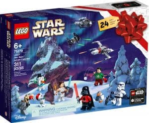 LEGO 75279 Star Wars adventkalender