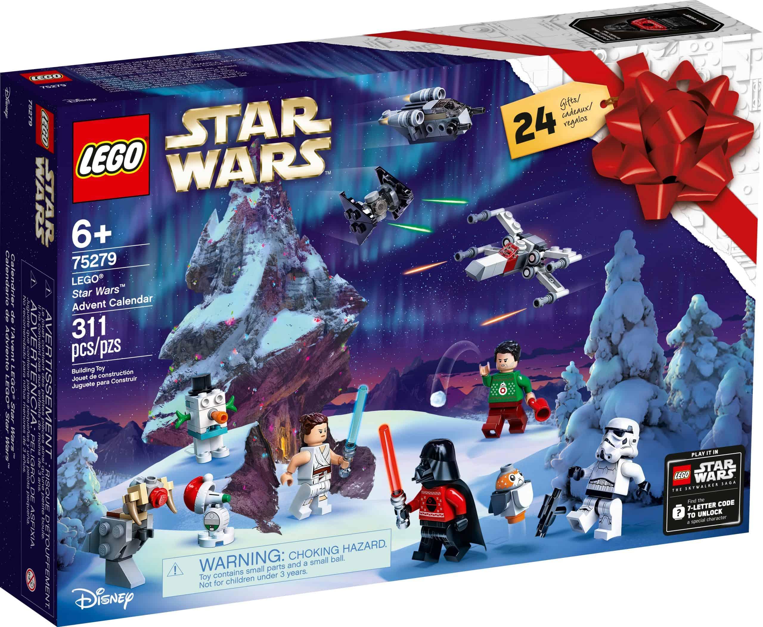LEGO 75279 Star Wars adventkalender
