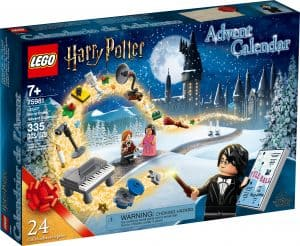 LEGO 75981 Harry Potter adventkalender