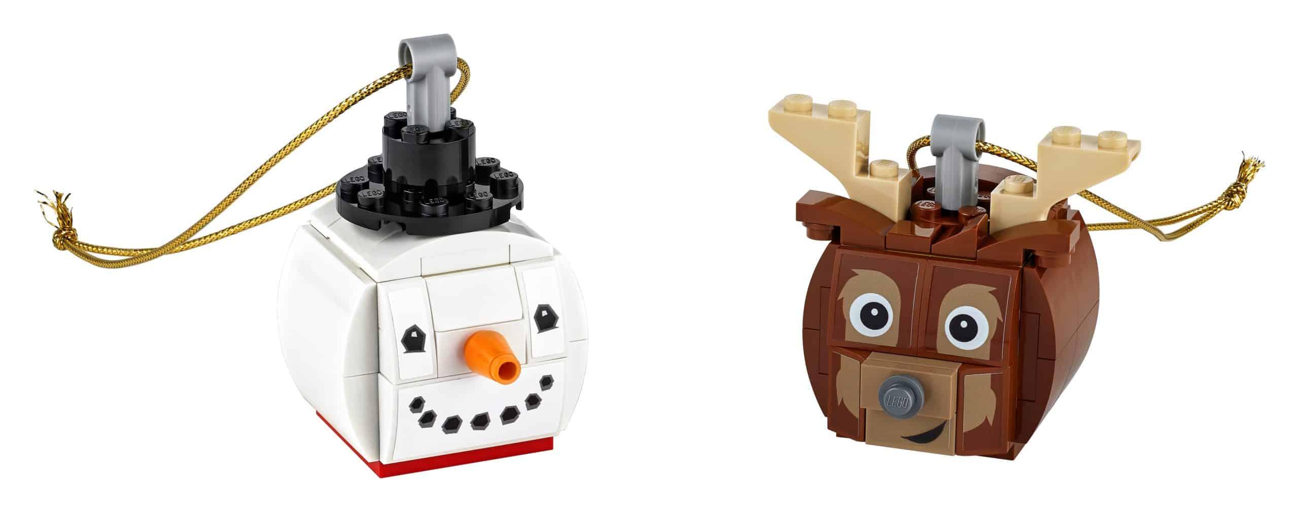 LEGO 854050 Sneeuwpop- en rendierduo