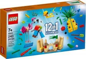 lego creatief plezier 12 in 1 40411
