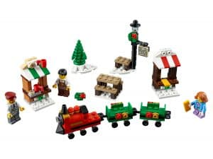 lego kerstmis treinrit 40262