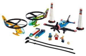 lego luchtrace 60260