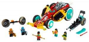 lego monkie kids wolkenwagen 80015