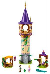 lego rapunzels toren 43187