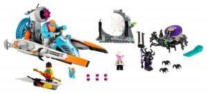 lego sandys speedboot 80014