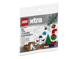 lego xtra kerstaccessoires 40368