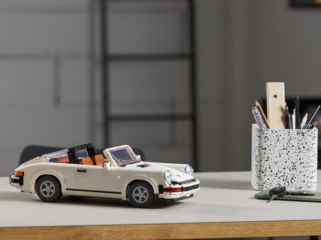LEGO 10295 Porsche 911 - 2