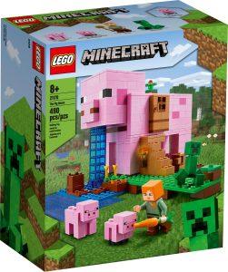 lego 21170 het varkenshuis