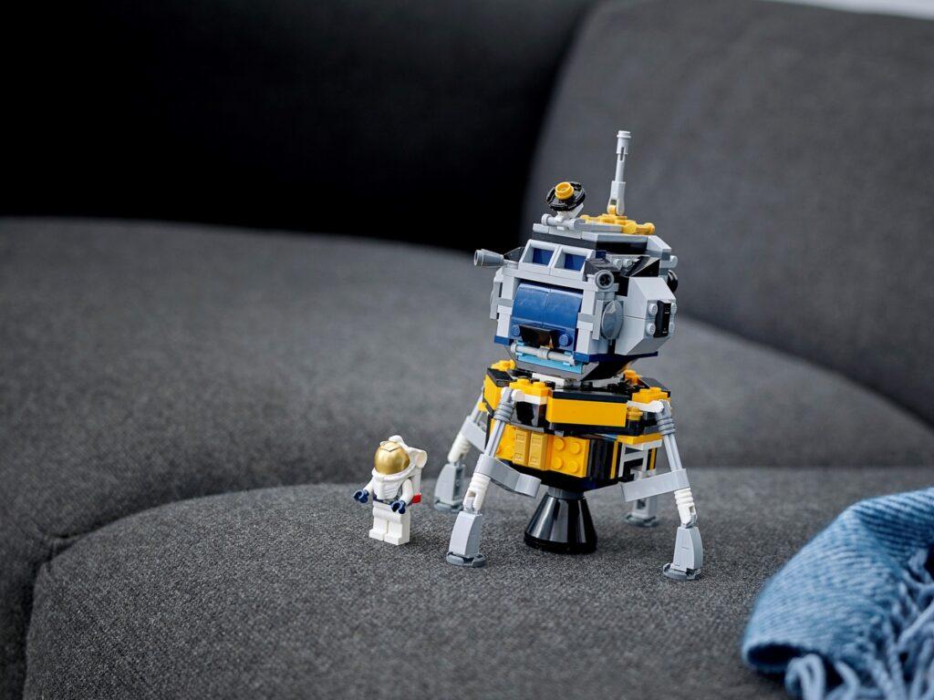 LEGO 31117 Ruimteraket avontuur - Alt 2