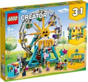 LEGO 31119 Reuzenrad - 20210517