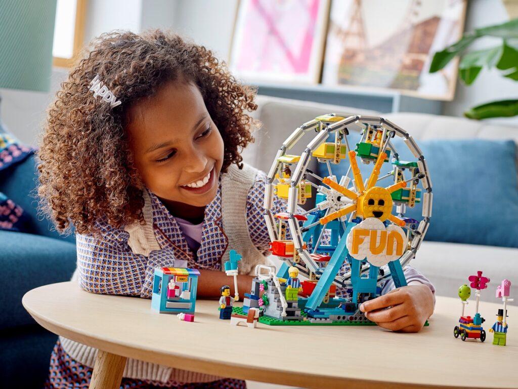 LEGO 31119 Reuzenrad - Alt 2