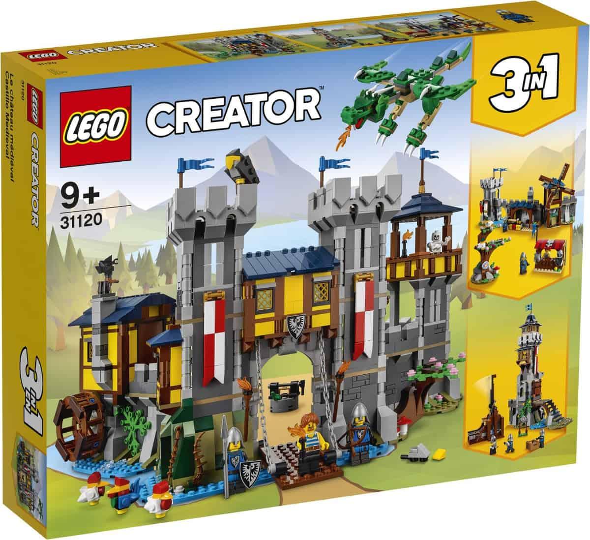 LEGO 31120 Medieval Castle - 20210502
