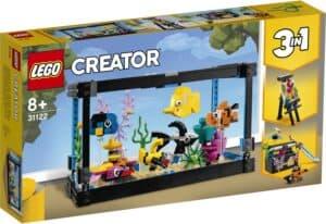 LEGO 31122 Fish Bowl - 20210502
