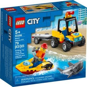lego 60286 atv strandredding