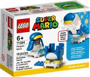 lego 71384 power uppakket pinguin mario