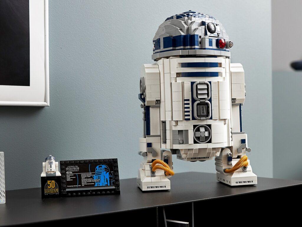 LEGO 75308 R2-D2 - Alt 2
