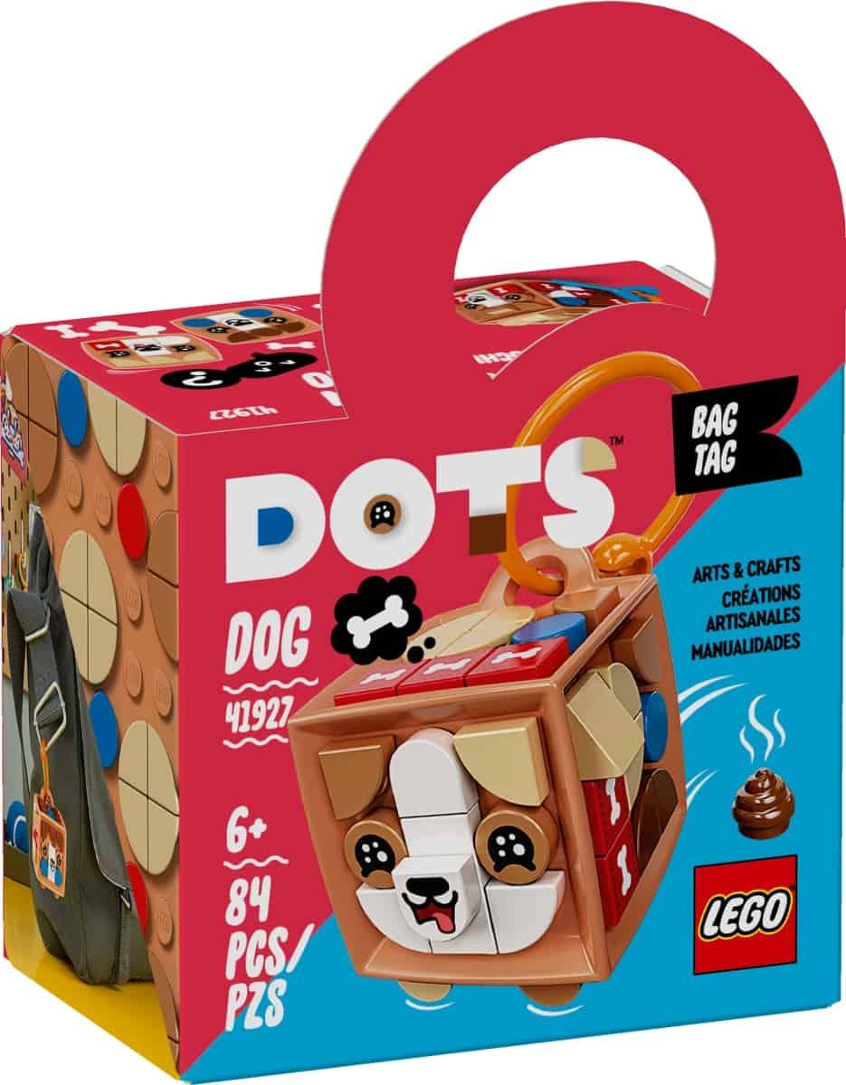 lego 41927 tassenhanger hond