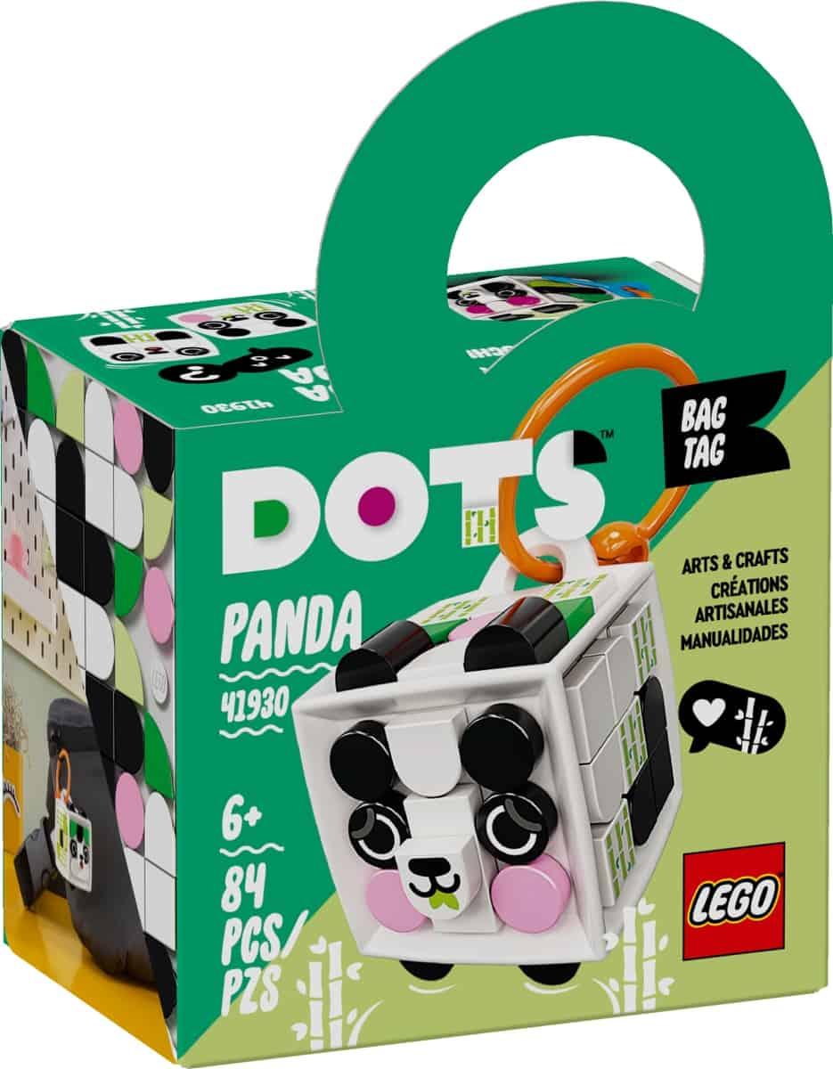 lego 41930 tassenhanger panda