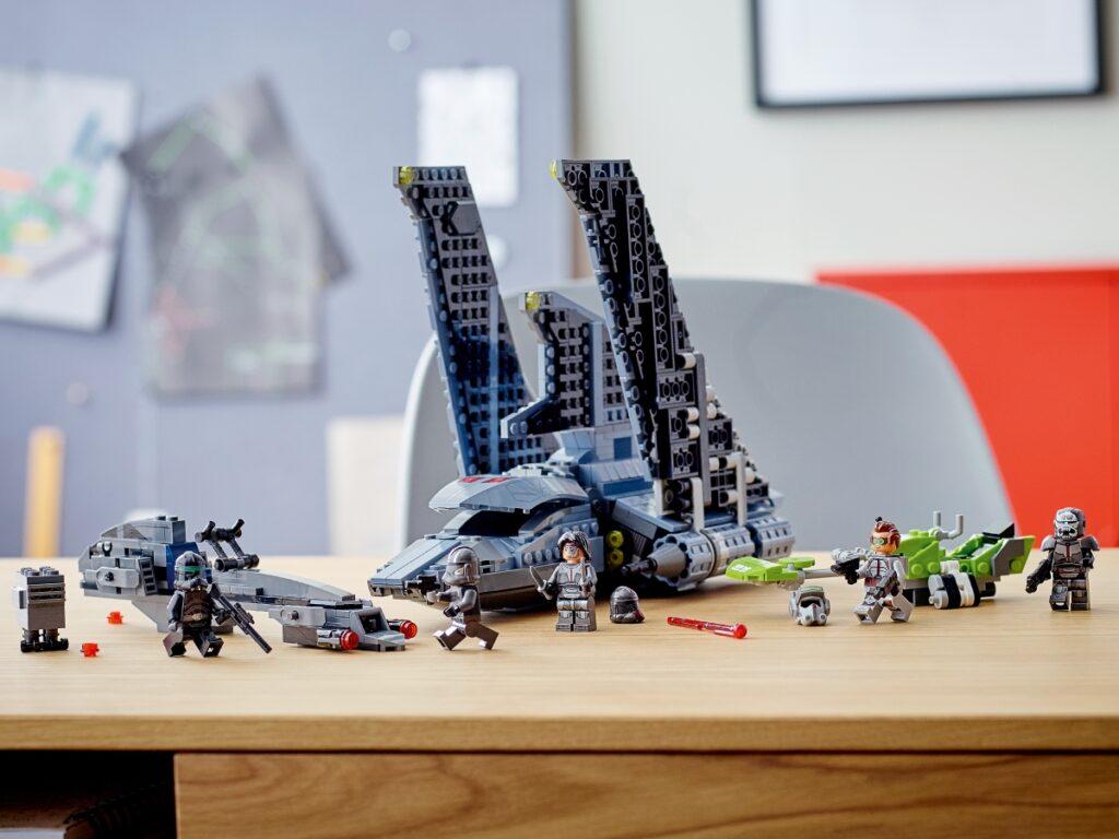 LEGO 75314 Bad Batch Shuttle - Alt 2