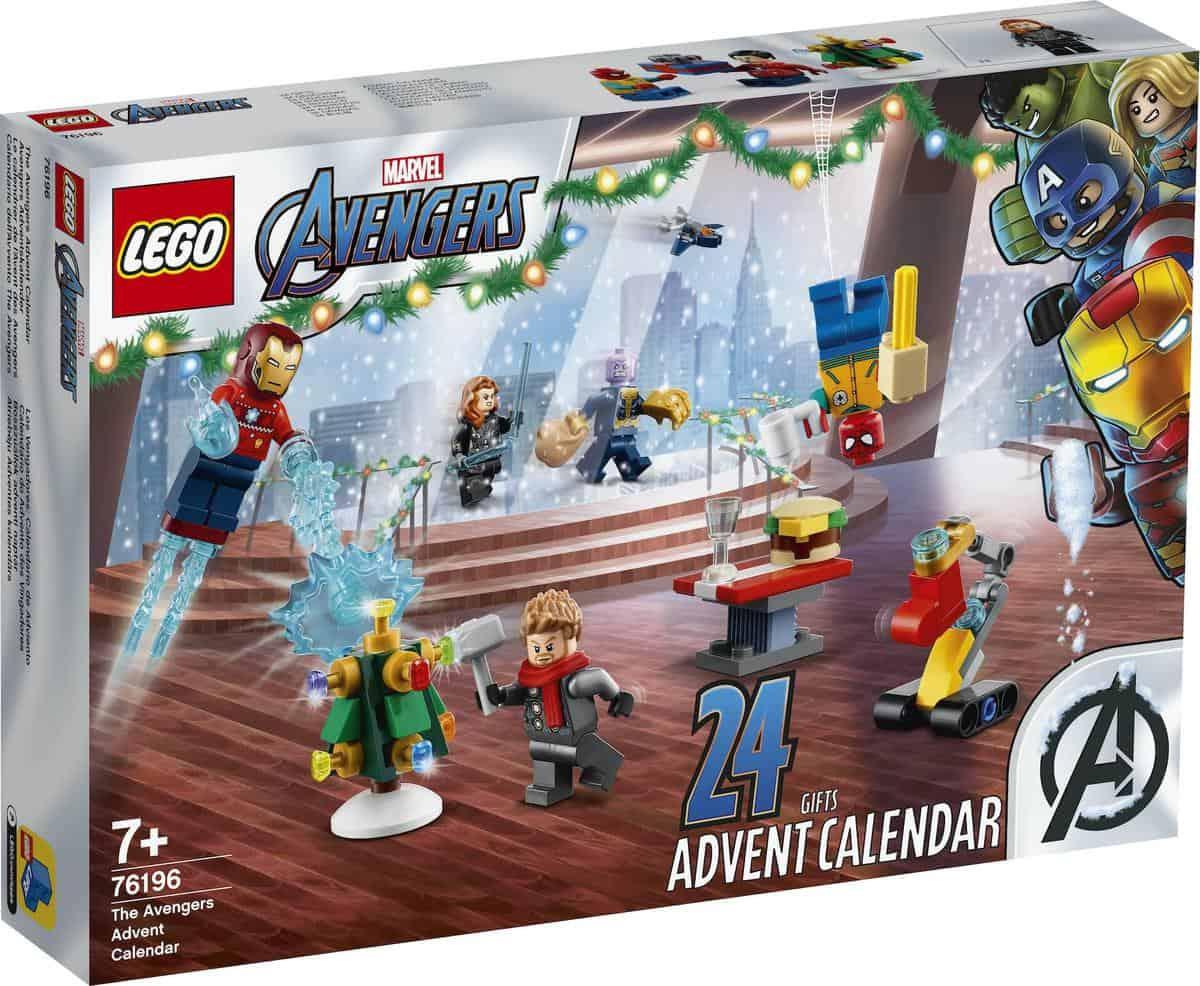 LEGO 76196 Marvel The Avengers Advent Calendar - 20210801