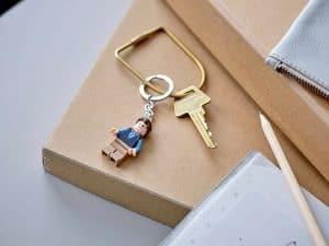 lego 854118 chandler sleutelhanger
