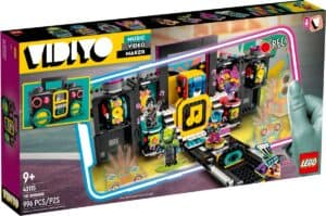 lego 43115 the boombox