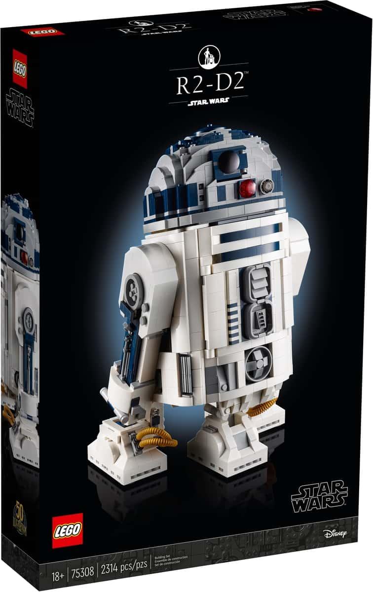 LEGO 75308 R2-D2