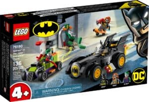 lego 76180 batman vs the joker batmobile achtervolging