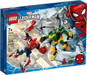 lego 76198 spider man doctor octopus mechagevecht
