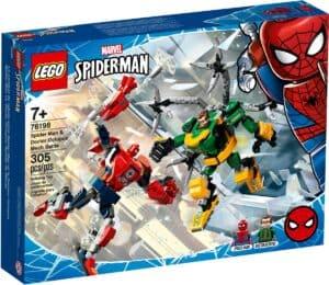 lego 76198 spider man doctor octopus mechagevecht