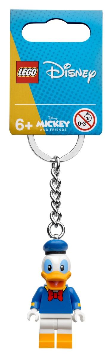 lego 854111 donald duck sleutelhanger