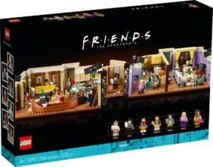 LEGO 10292 De appartementen van Friends