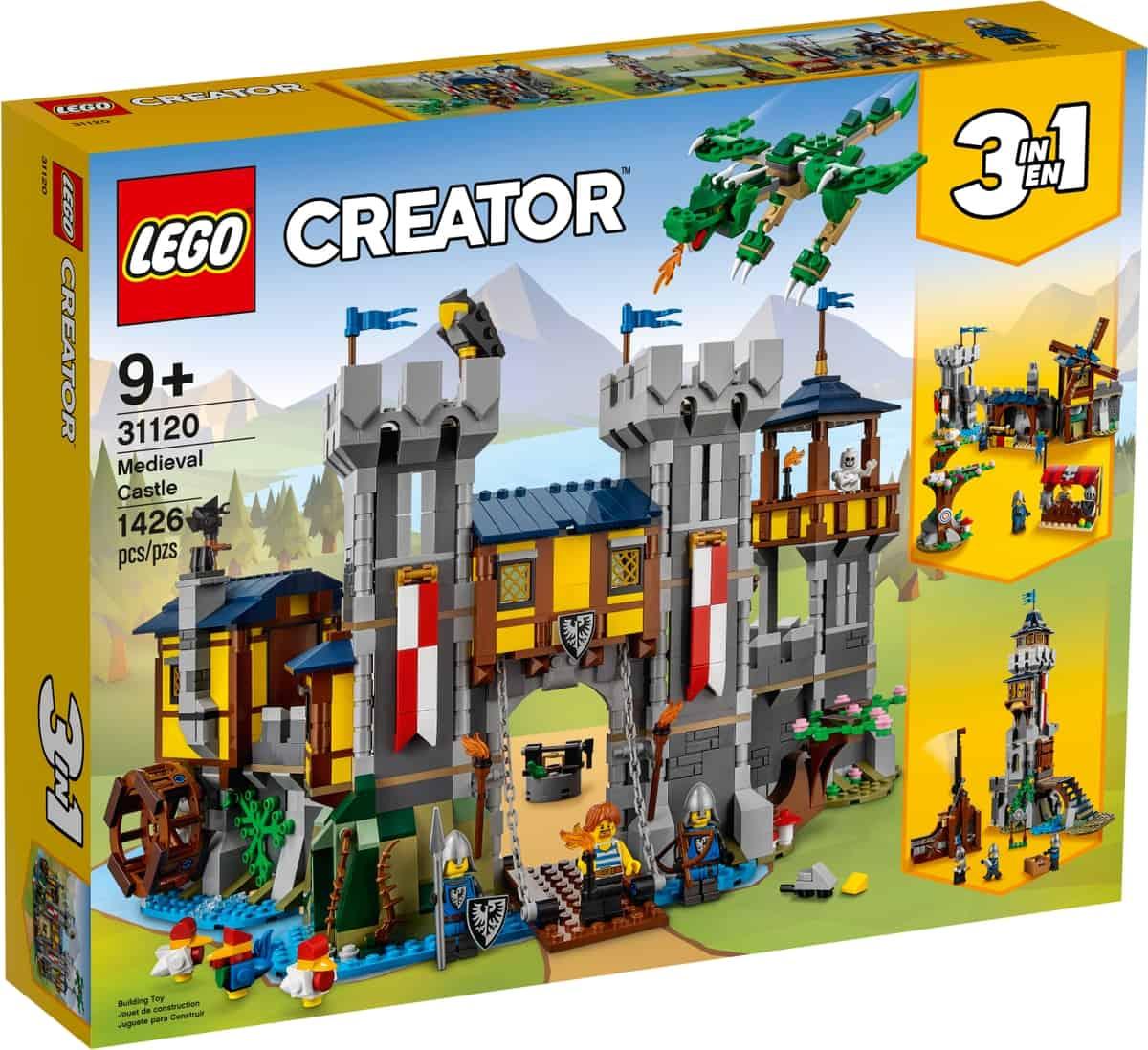 lego 31120 middeleeuws kasteel