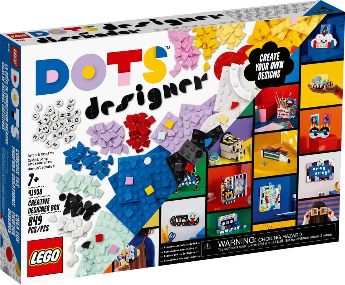 lego 41938 creatieve ontwerpdoos
