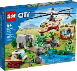 lego 60302 wildlife rescue operatie