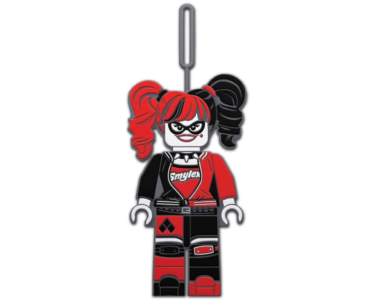 bagagelabel hq uit de lego 5005296 batman film