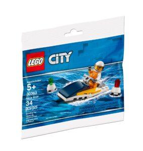 lego 30363 raceboot