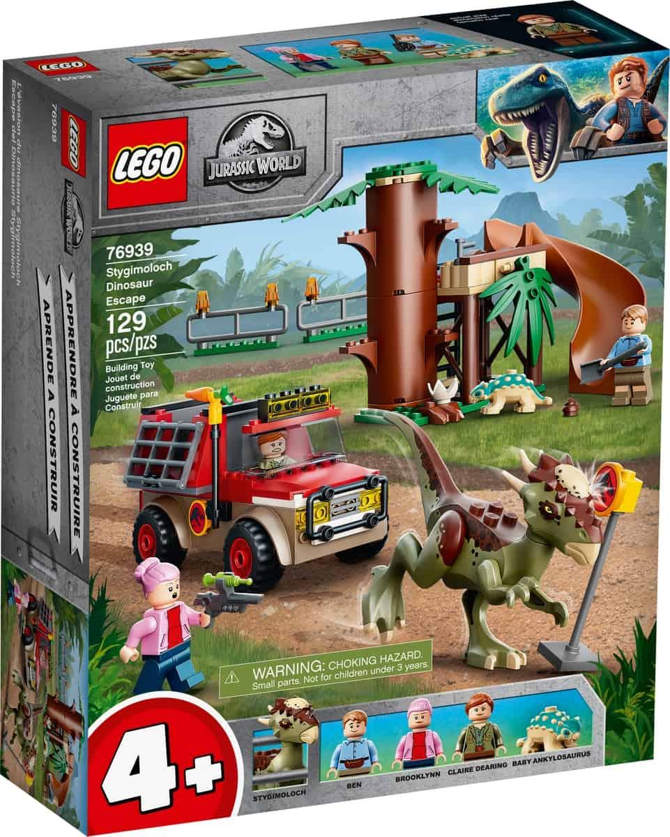 lego 76939 stygimoloch dinosaurus ontsnapping
