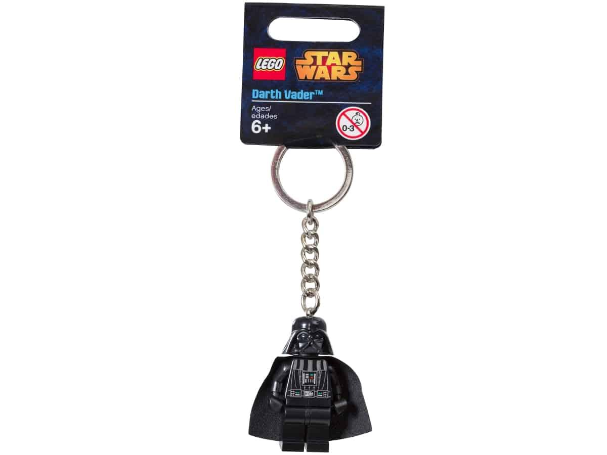 lego 850996 star wars darth vader sleutelhanger