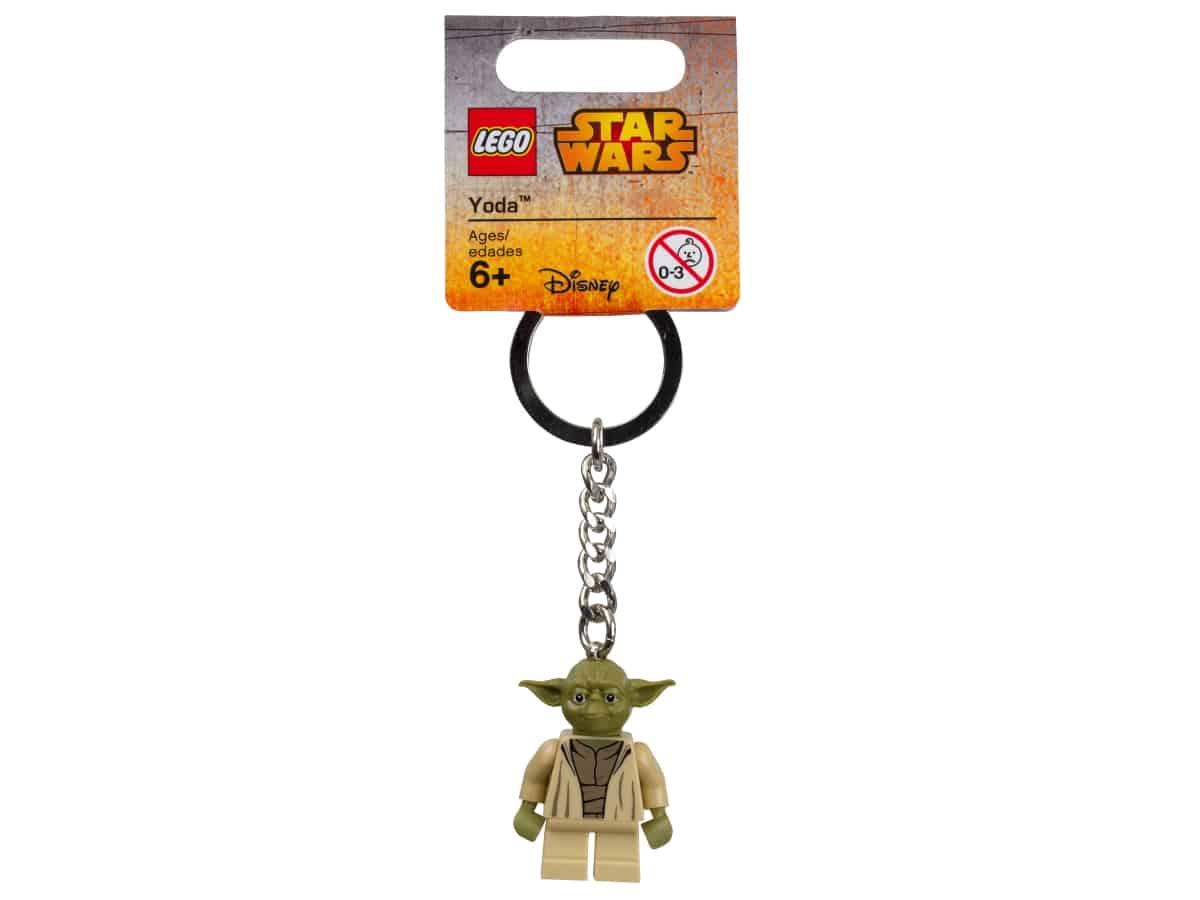 lego 853449 star wars yoda sleutelhanger