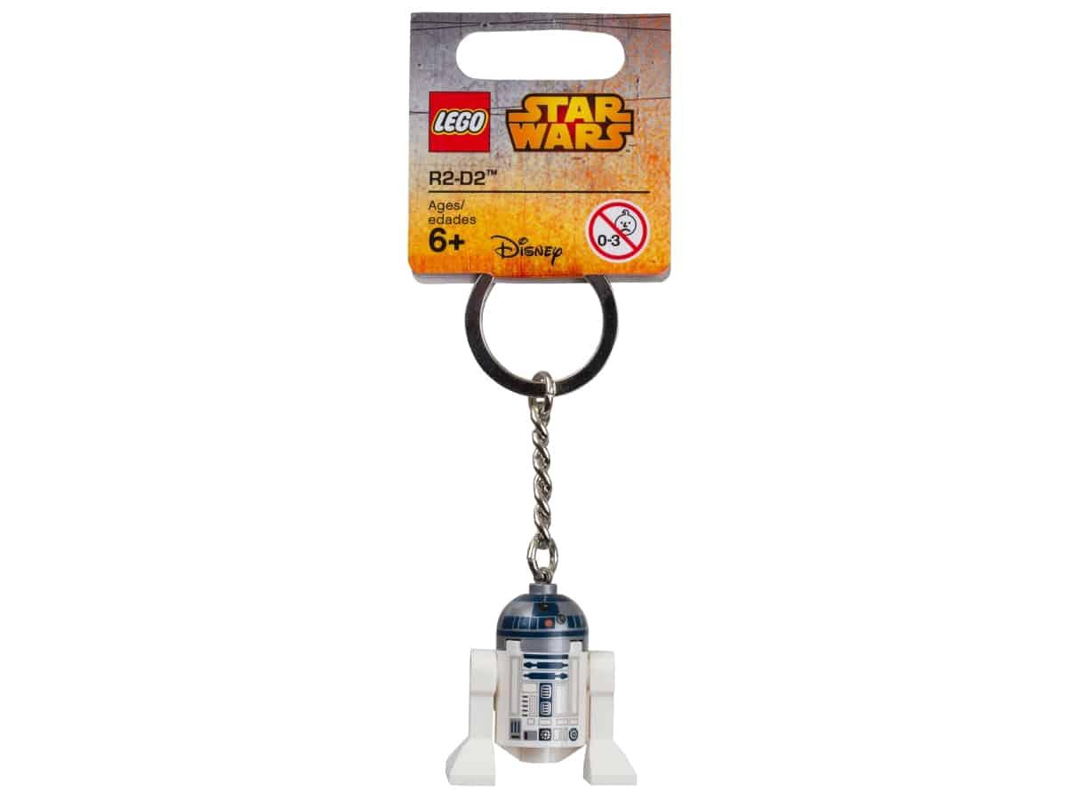 lego 853470 star wars r2 d2 sleutelhanger