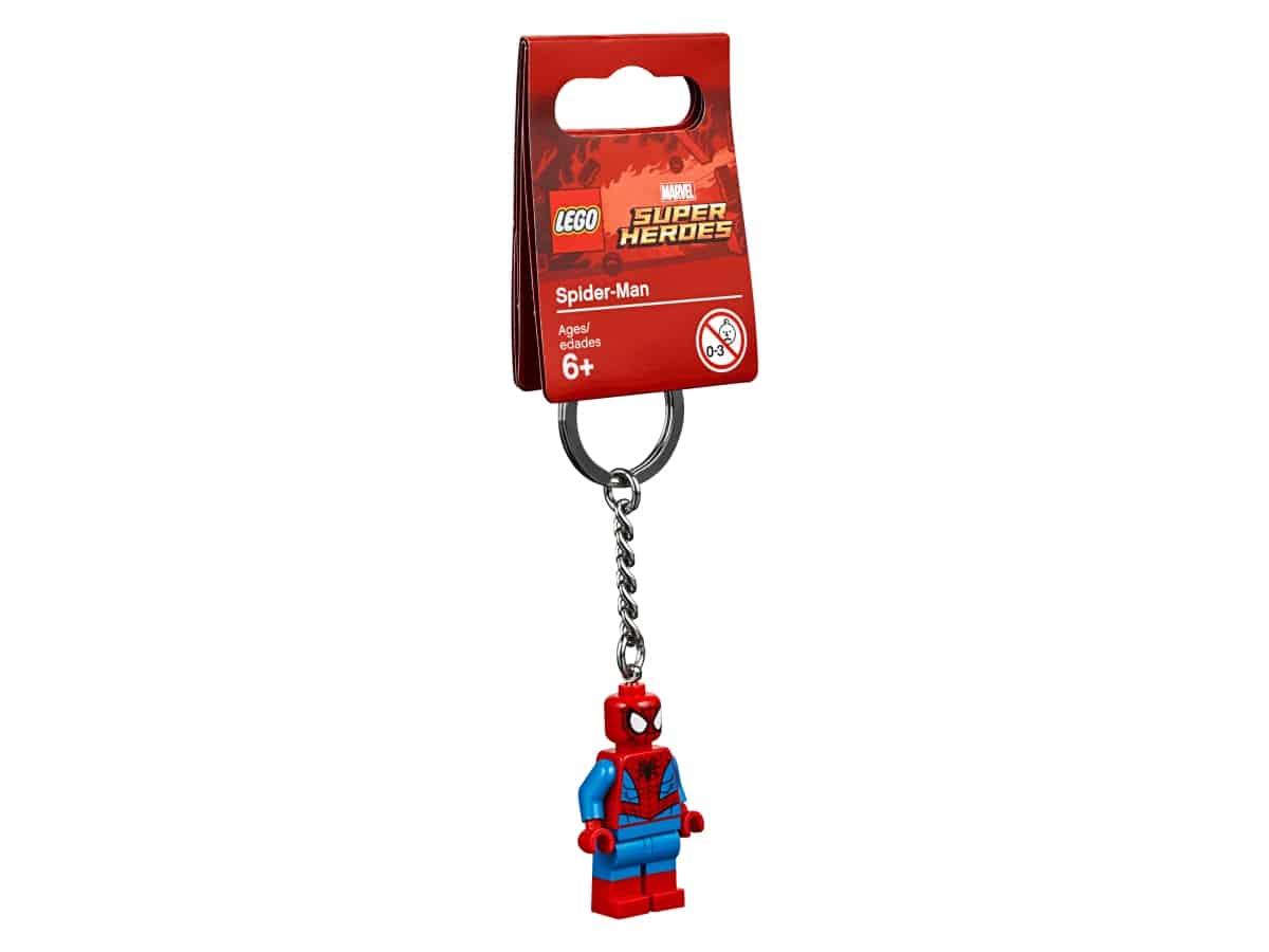 lego 853950 spider man sleutelhanger