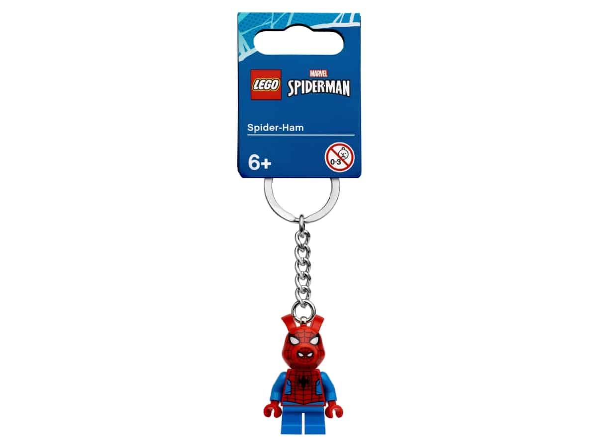 lego 854077 spider ham sleutelhanger