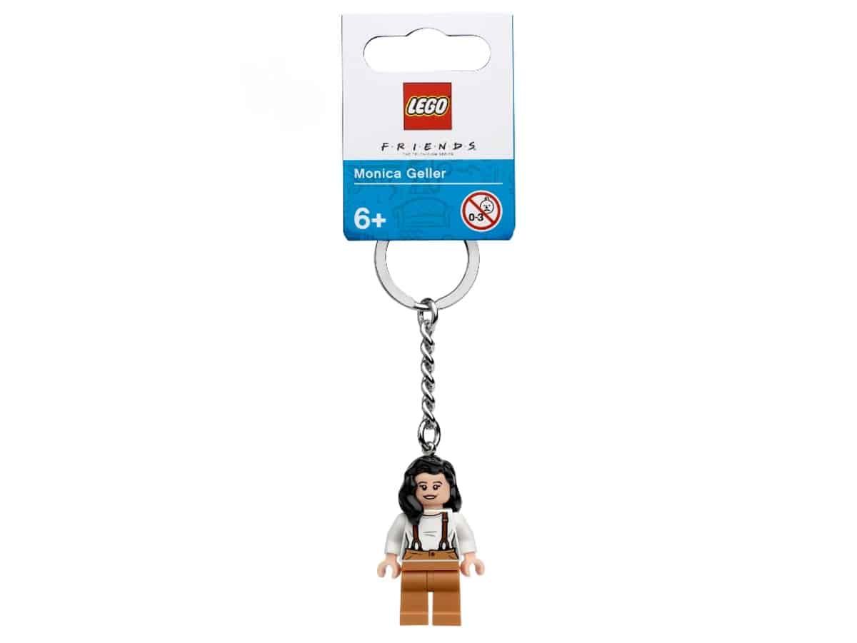 lego 854121 monica sleutelhanger