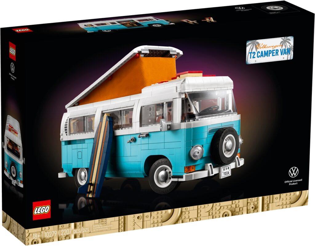 LEGO 10279 Volkswagen T2 Kampeerbus