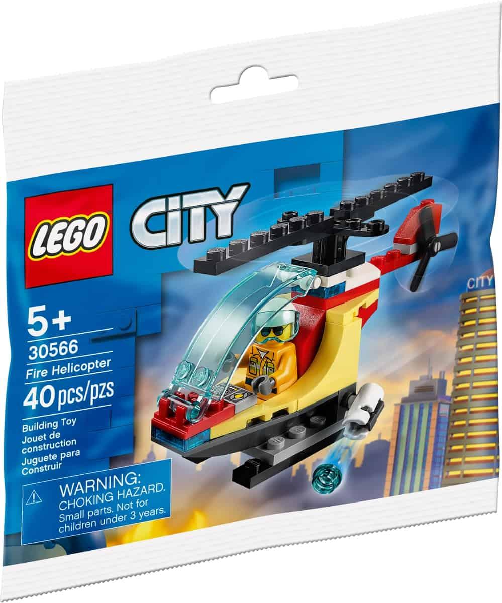 lego 30566 brandweerhelikopter